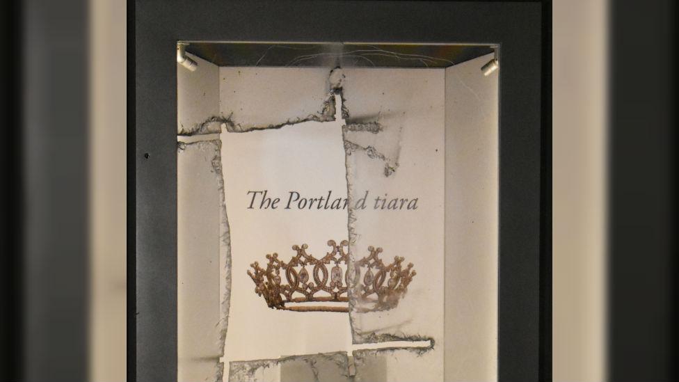 Portland Tiara case