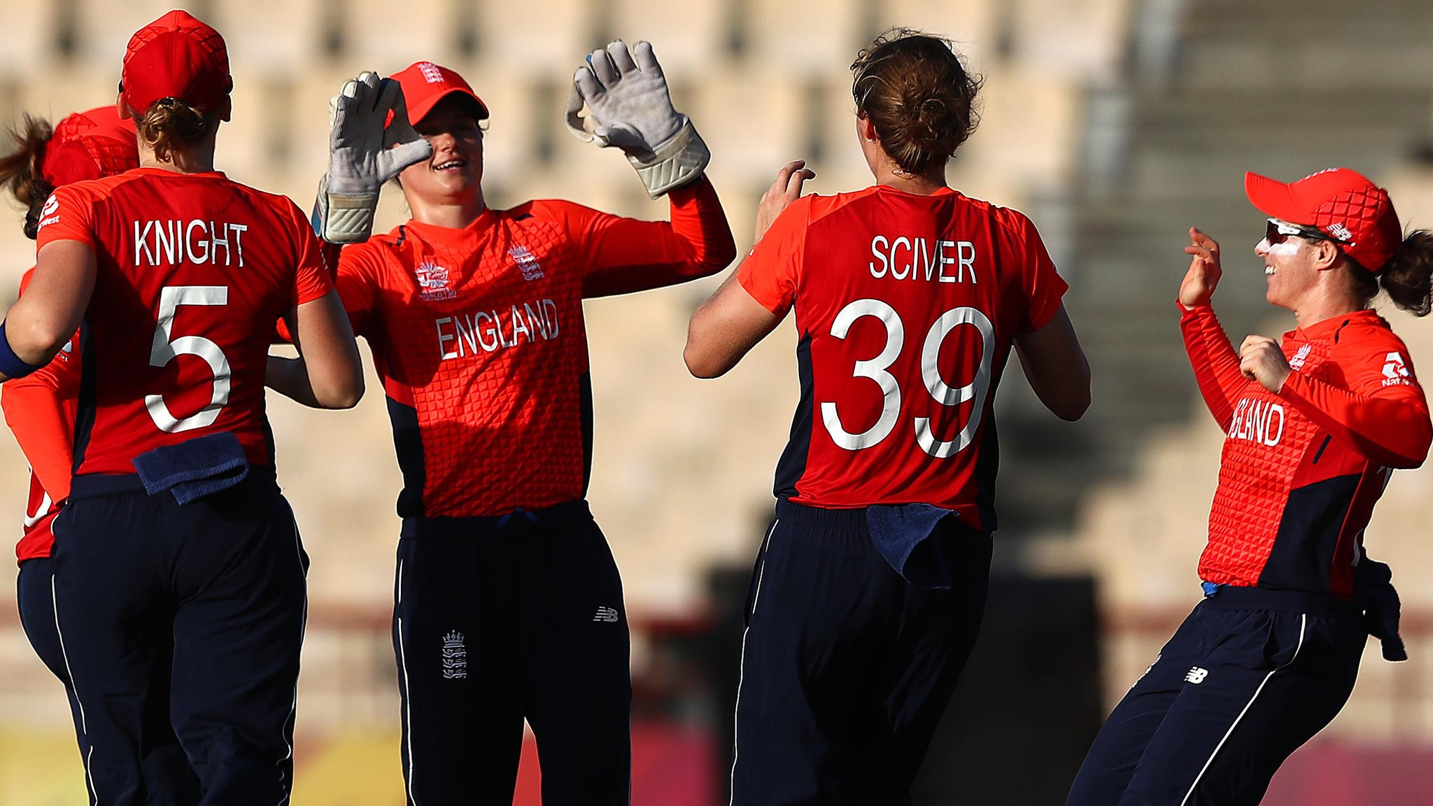 England beat Bangladesh after more rain at Women's World T20