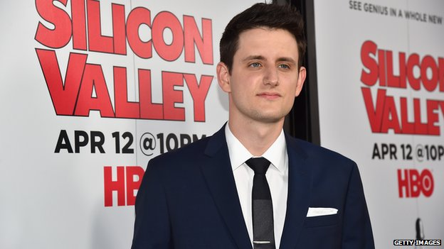 Silicon Valley actor Zach Woods