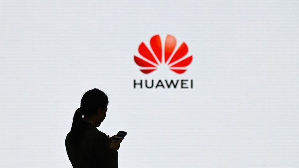 Huawei is one of a handful of Chinese tech firms targeted by Donald Trump.