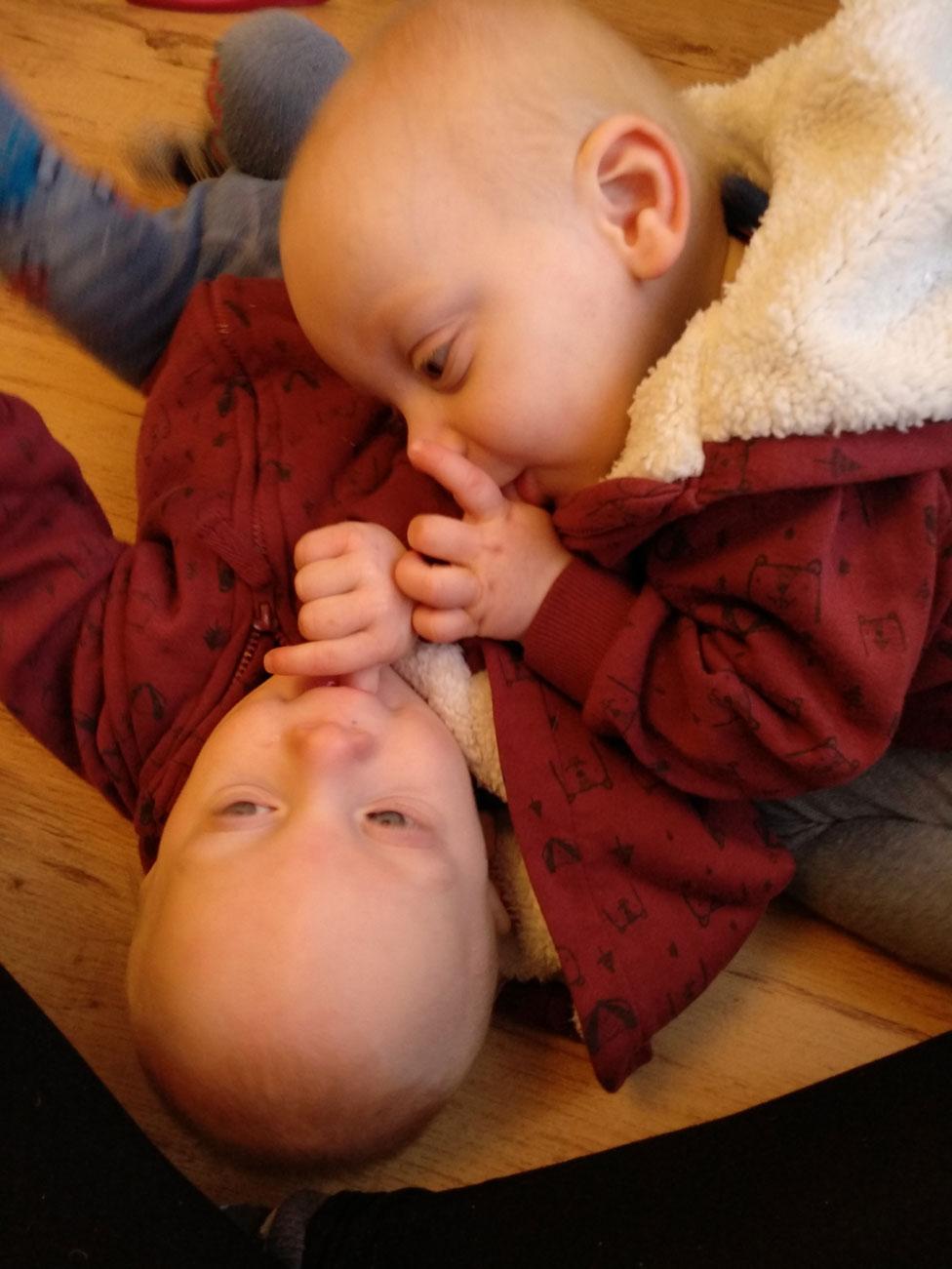Reece y Luca