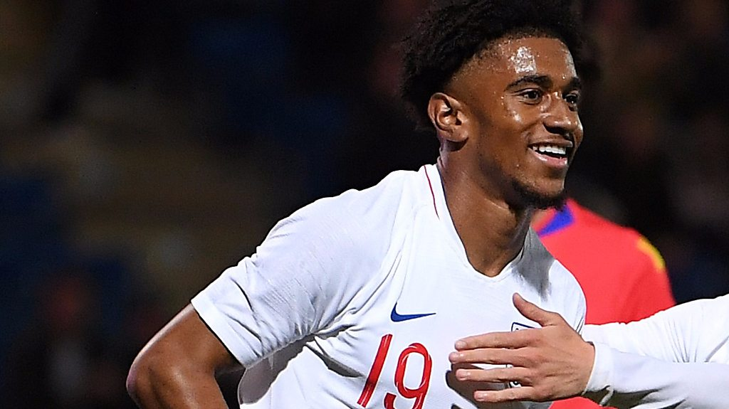 Under 21s: Nelson scores 'absolute cracker' as England cruise past Scotland