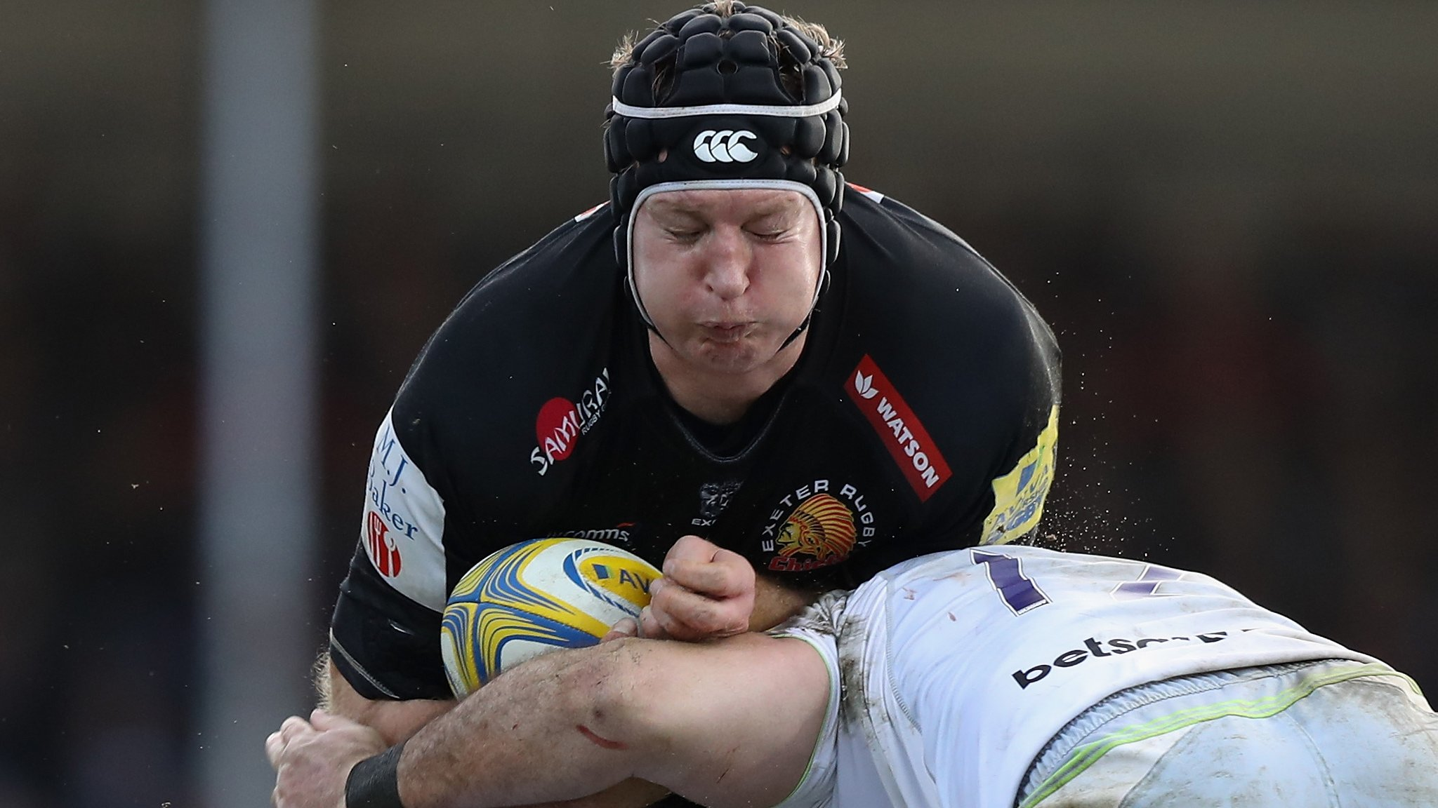 Thomas Waldrom: Exeter Chiefs back row will miss club's 'bunch of misfits'