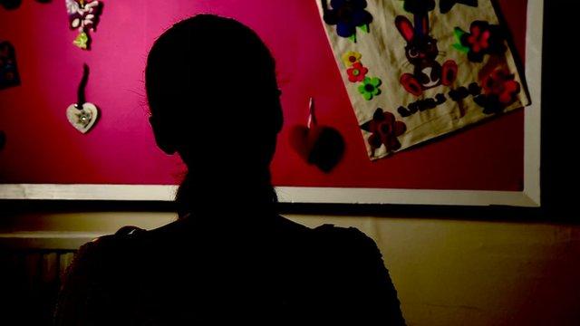 Rotherham child sex abuse victim