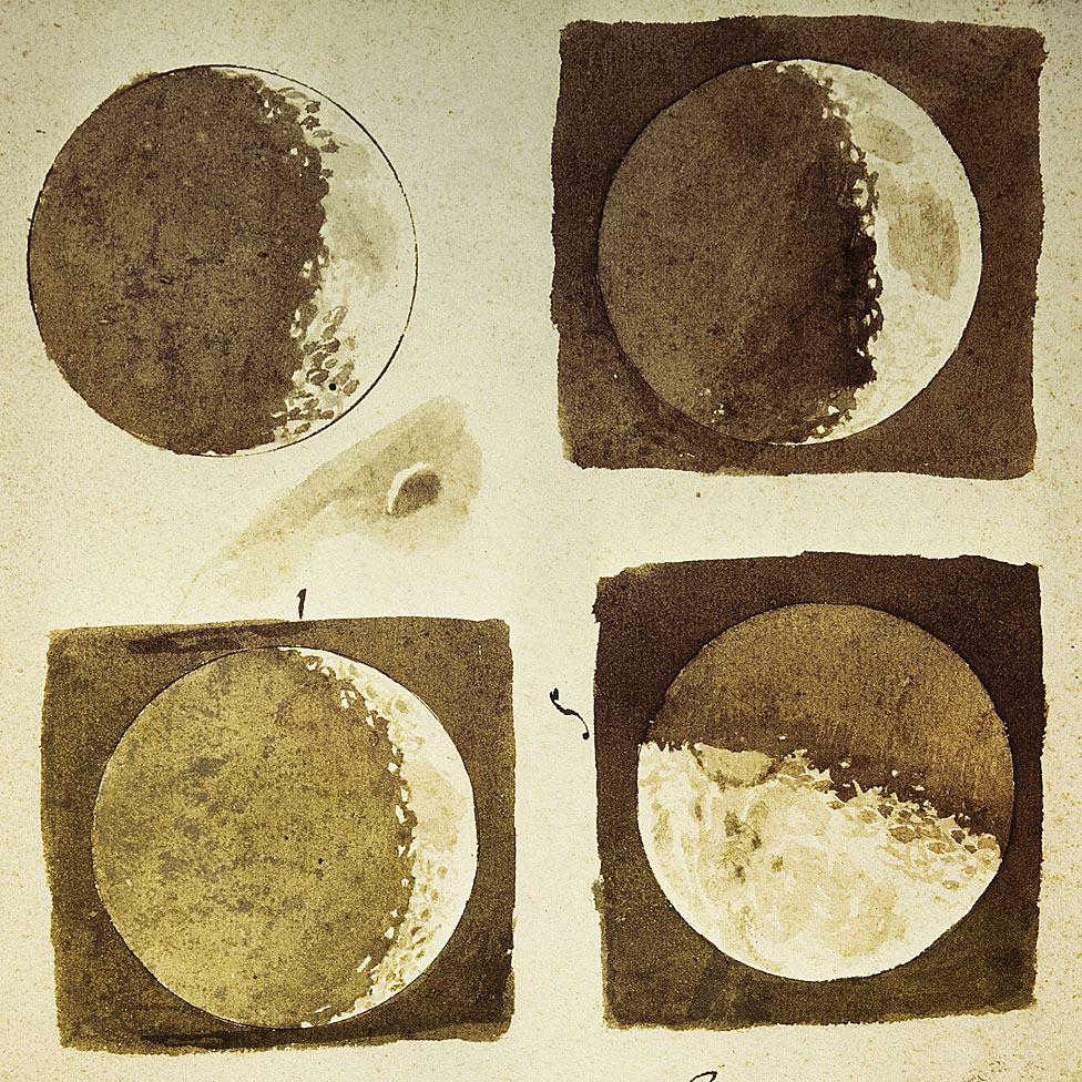 Fases de la Luna de Galileo