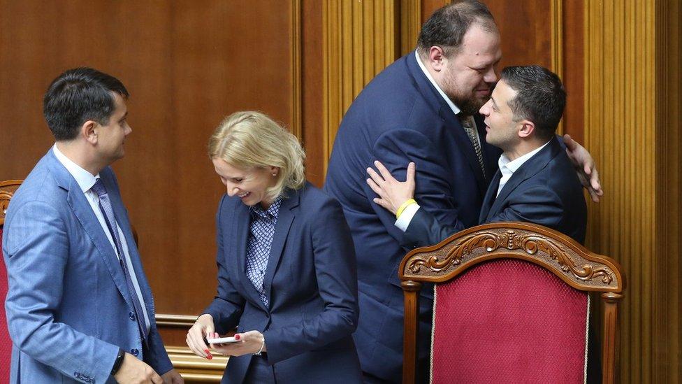 Рада призначила ЦВК: партія Зеленського отримала більшість