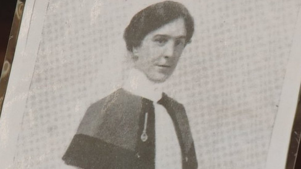 Hidden church treasures reveal forgotten Glasgow war heroine