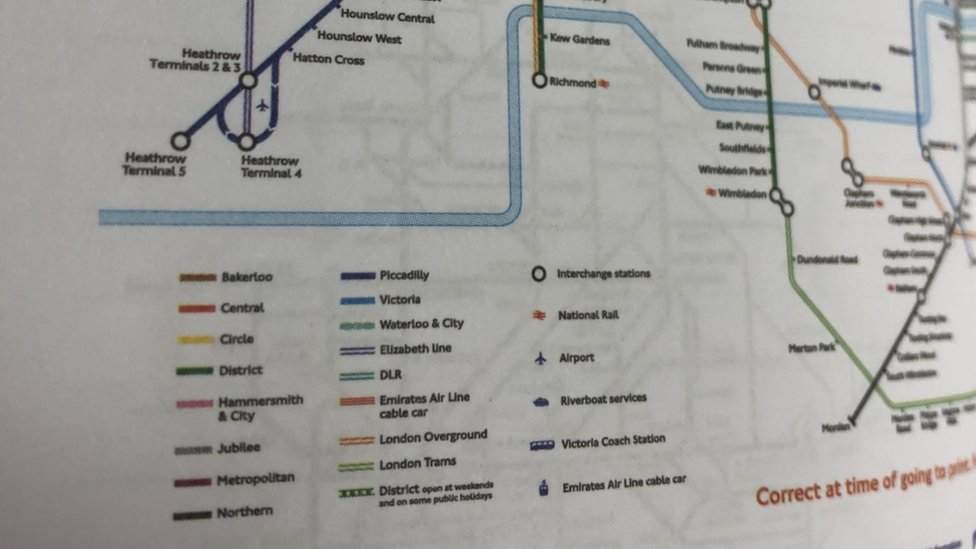 Crossrail delay: Maps being included in 2019 diaries