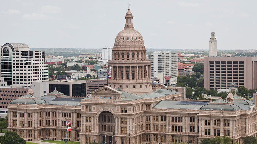 Edificio del estado de Texas