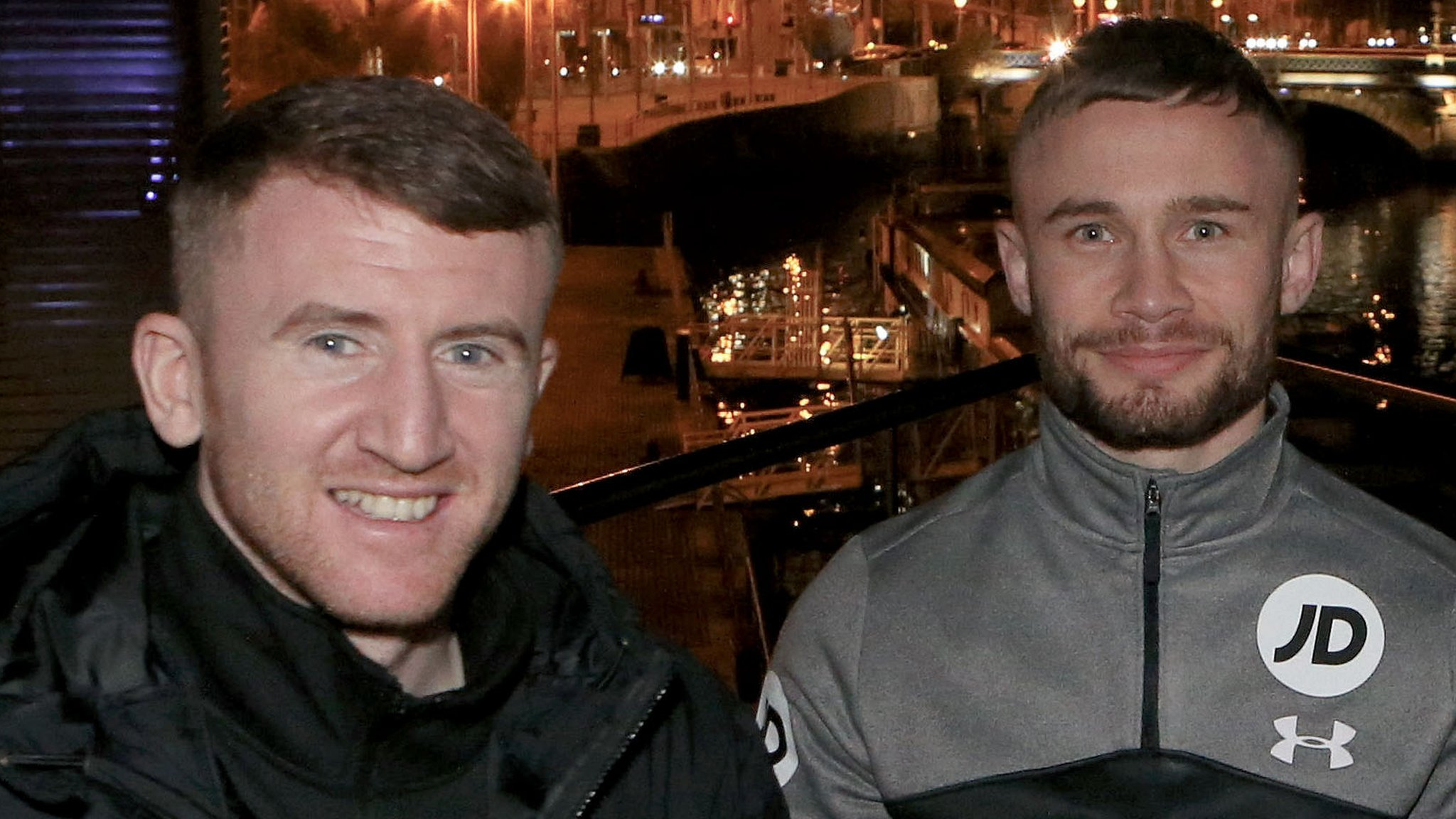 Paddy Barnes and Carl Frampton: The Joker and the Jackal