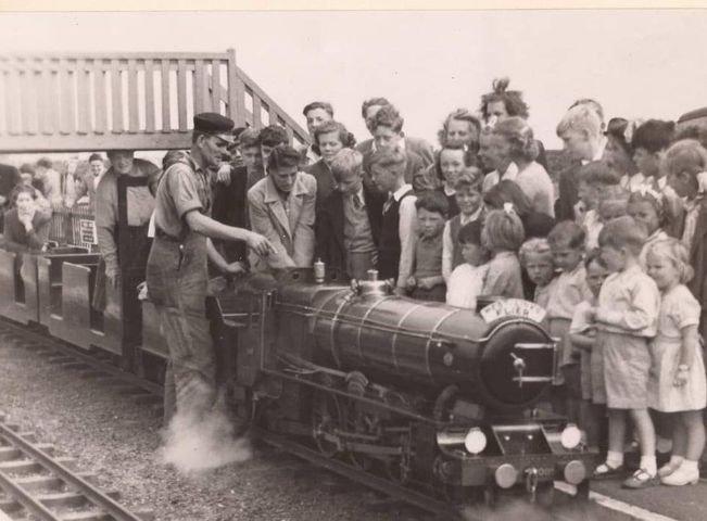 Kerr's Miniature Railway