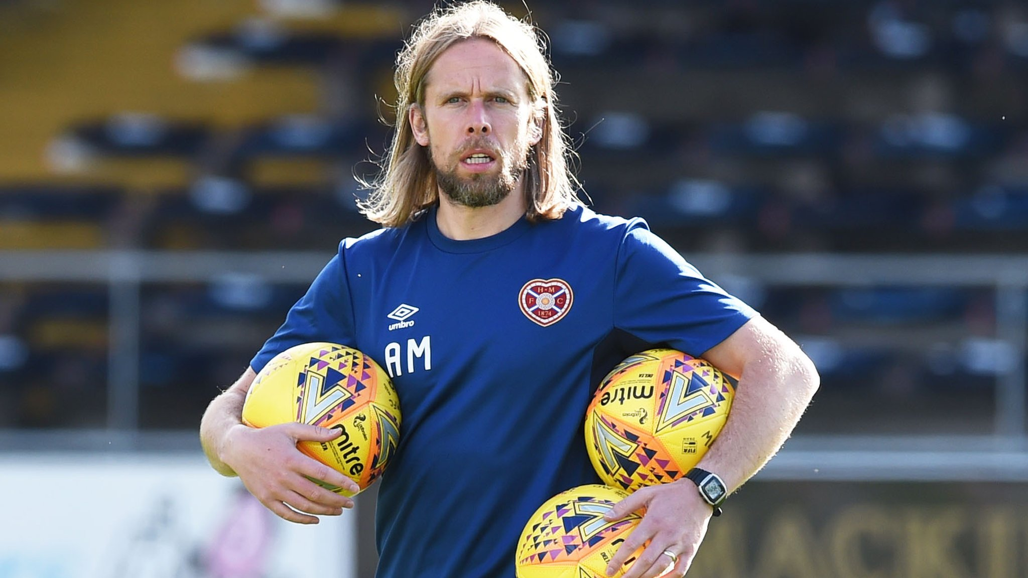 Austin MacPhee: Hearts assistant turns down offer from India