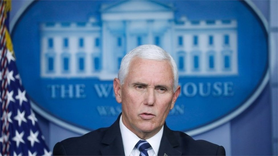 US election: Legal bid to get Pence to overturn results rejected thumbnail