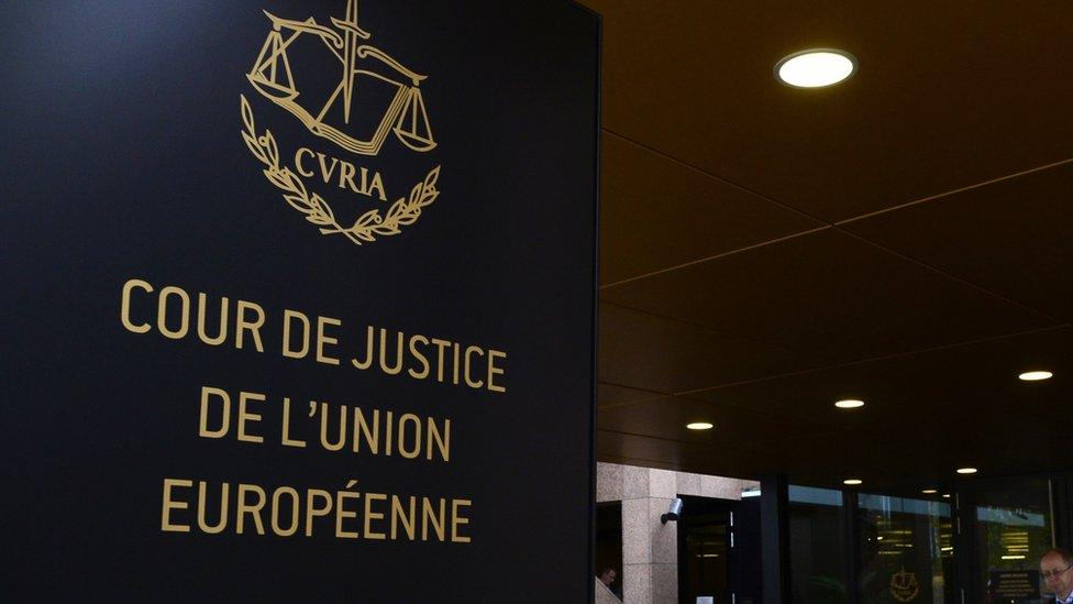 Evropski sud