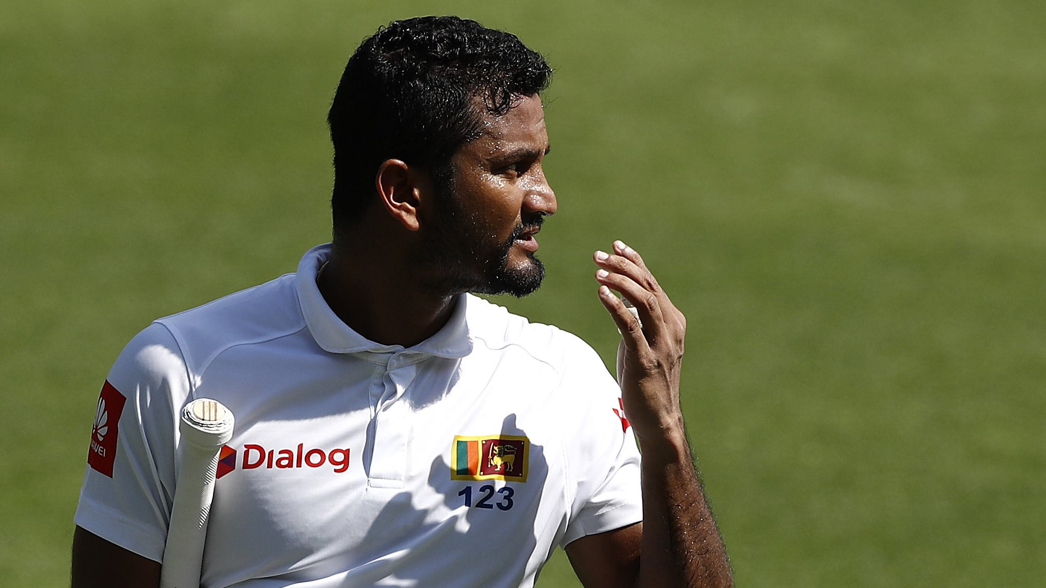 Hampshire 'can fight without Karunaratne' - Birrell