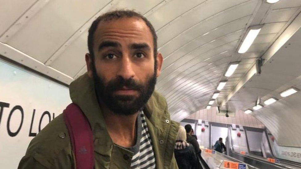 Karim Ennarah (family handout)