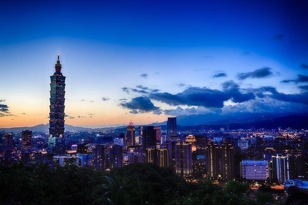 台北101大廈