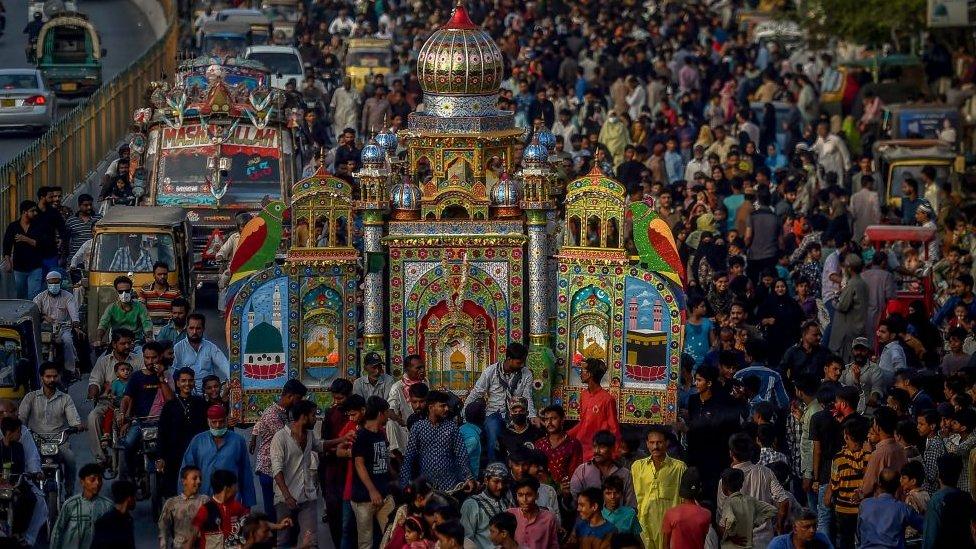 Muslims in Pakistan