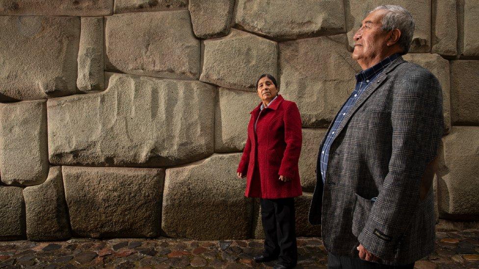 Descendientes de los incas