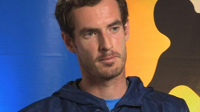 British men's number one Andy Murray