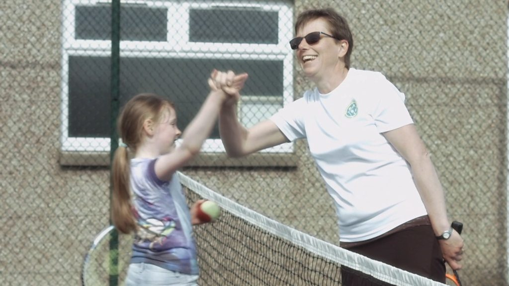 'Open for all' - helping tennis grow in East Lothian