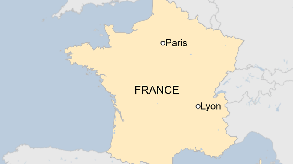 Orthodox priest shot at outside church in France, attacker at large