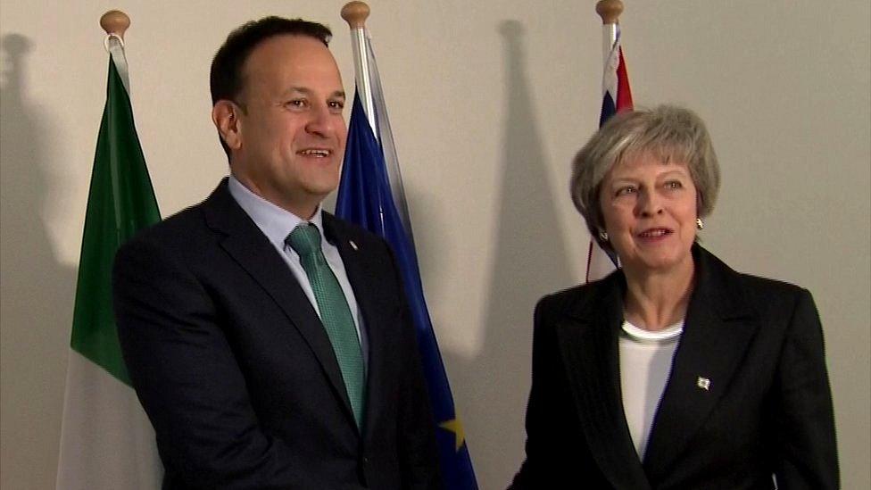Brexit: Leo Varadkar 'happy to offer assurances' to UK