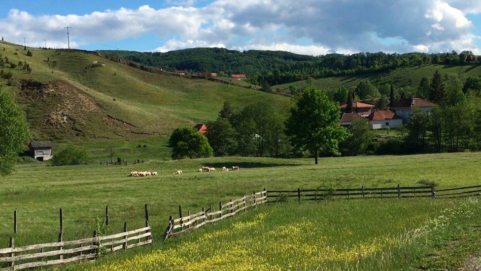 Selo Mionica