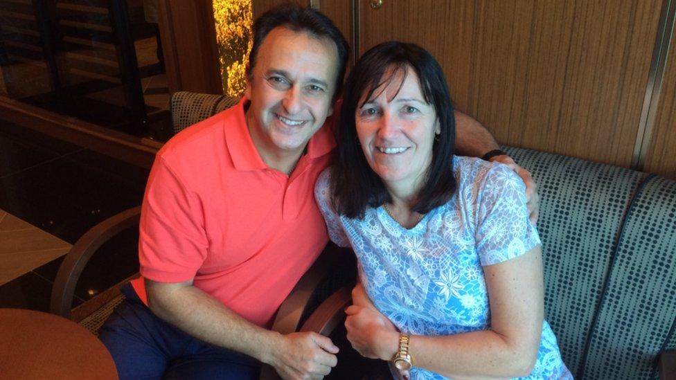 John and Trish Smith