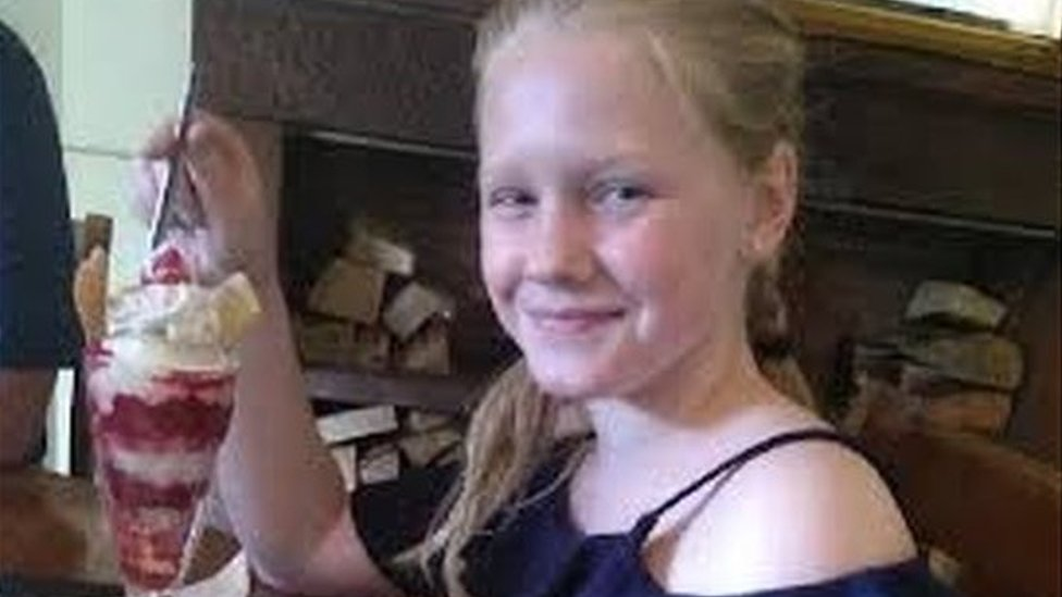 Girl, 12, dies after being struck by van in Ellel
