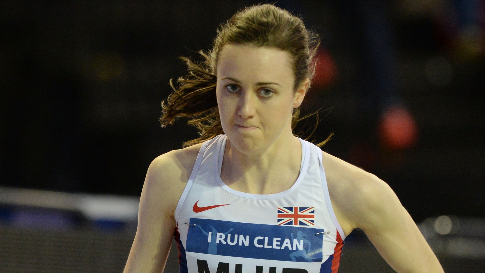 'Just so big for me' - Muir seeks double gold in Glasgow