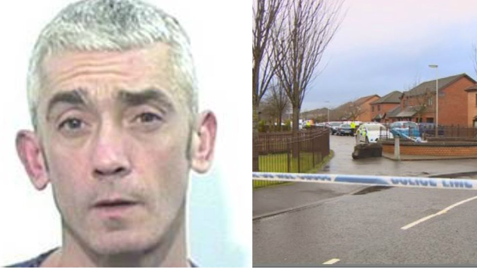 Double killer jailed for HMP Grampian attacks