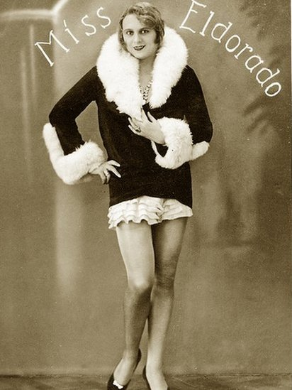Hansi Sturm, a famous Berlin drag queen of the 1920s.