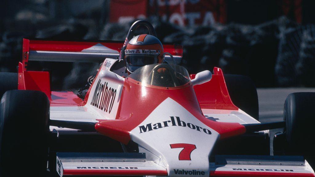 Ex-Formula 1 driver John Watson pays tribute to Niki Lauda