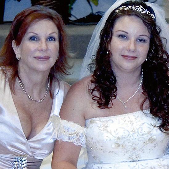 Diane y su hija