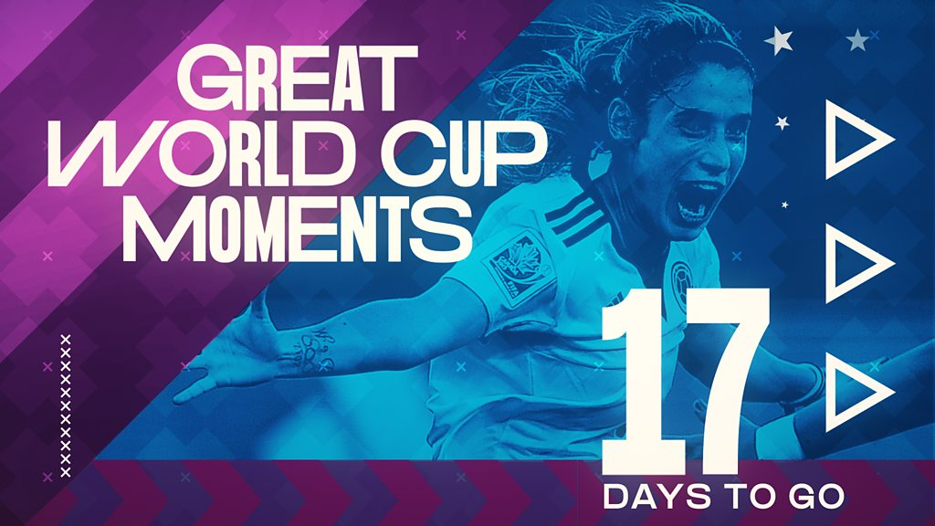 Women's World Cup 2019: Montoya's incredible strike from 2015 - 17 days to go