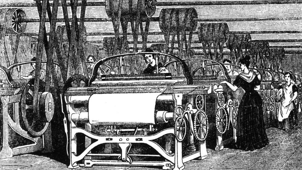 Ilustración Revolución Industrial. NO USAR / BBC
