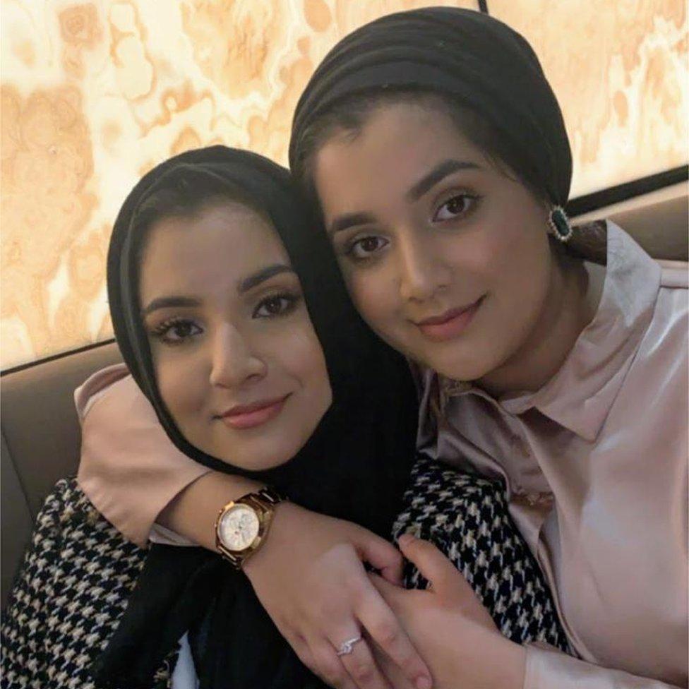 Hana and Marium Zumeer