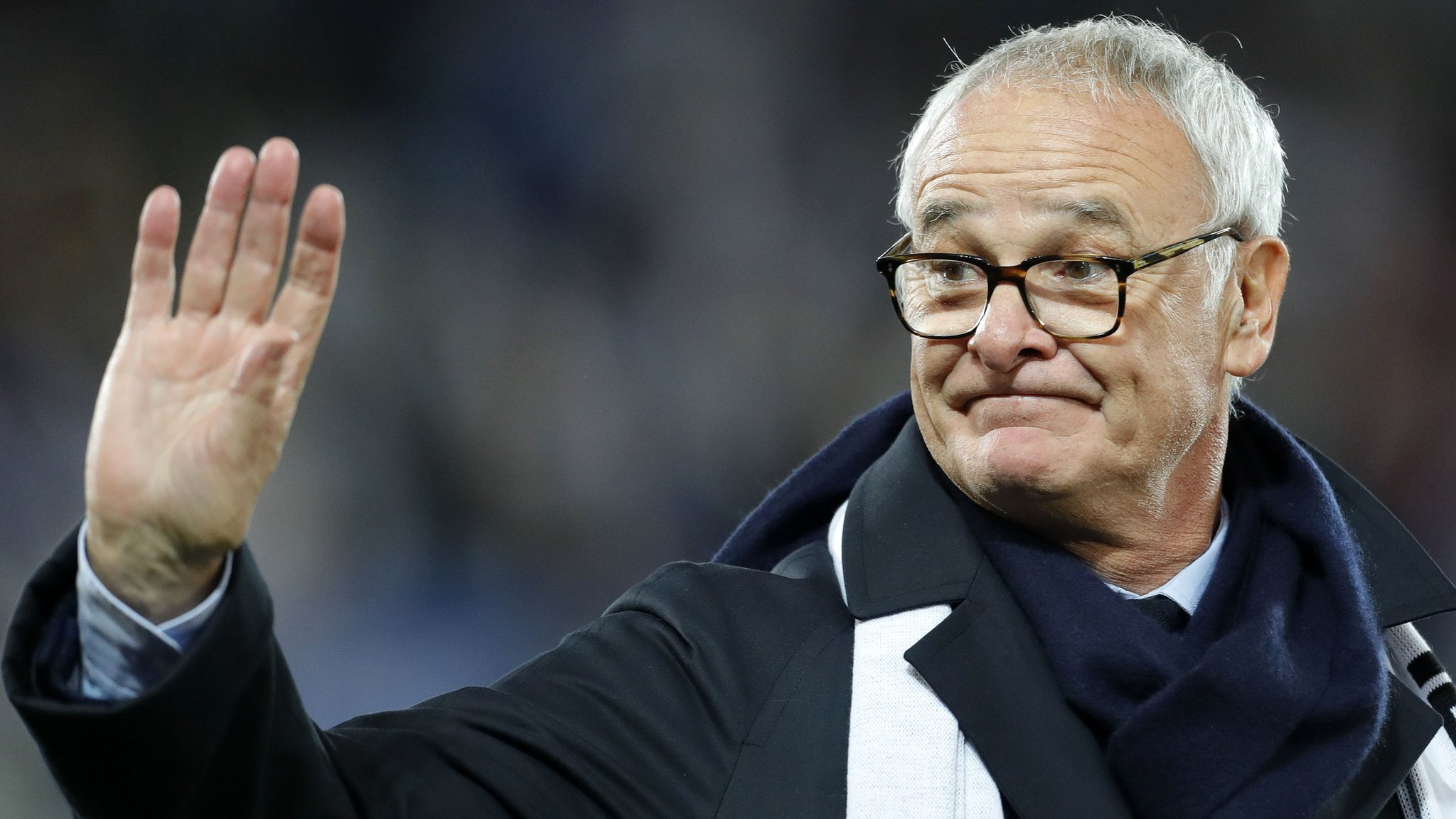 Claudio Ranieri: How Fulham fans greeted Italian's appointment