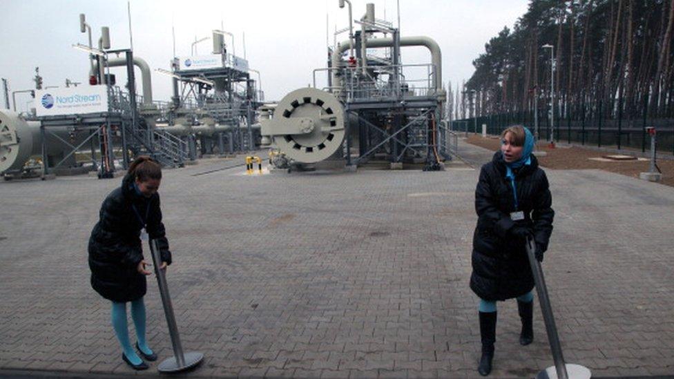 Moscú asegura que los que se oponen al gasoducto responden a intereses económicos.