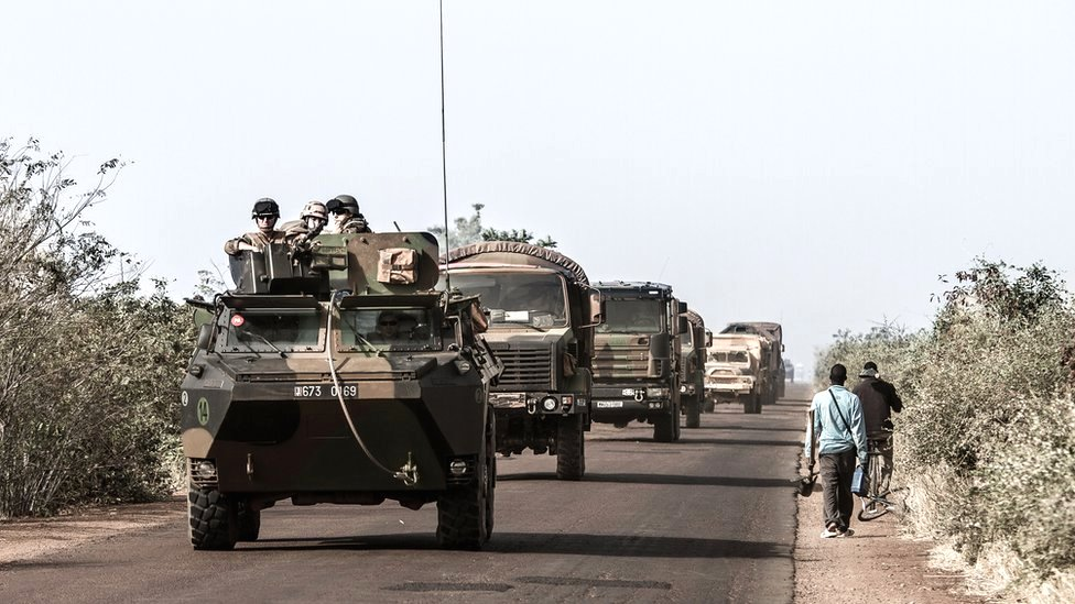 Sahel conflict: France rejects reports of airstrike on Mali wedding thumbnail