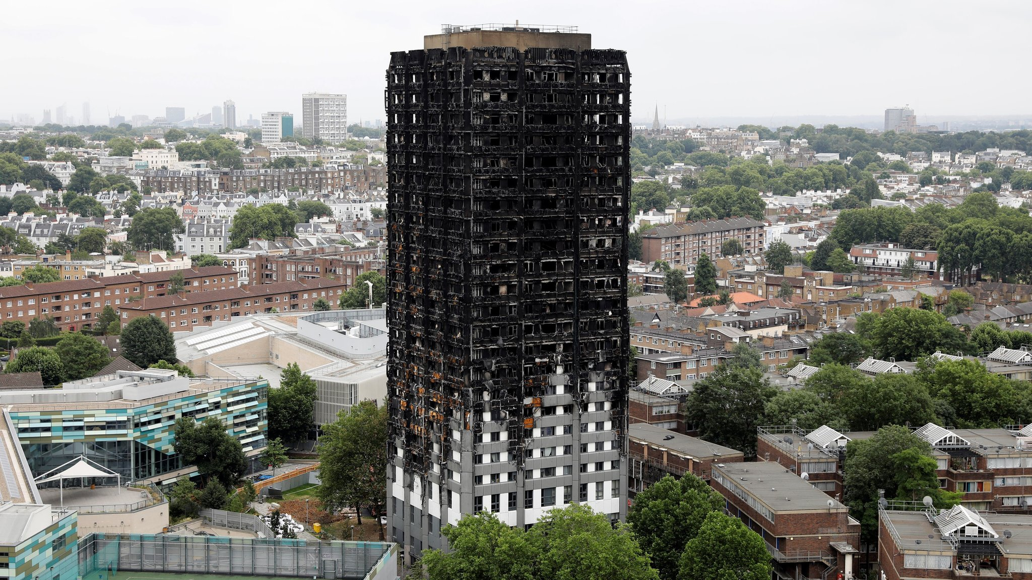 Grenfell Tower: Bereaved to speak at inquiry into blaze