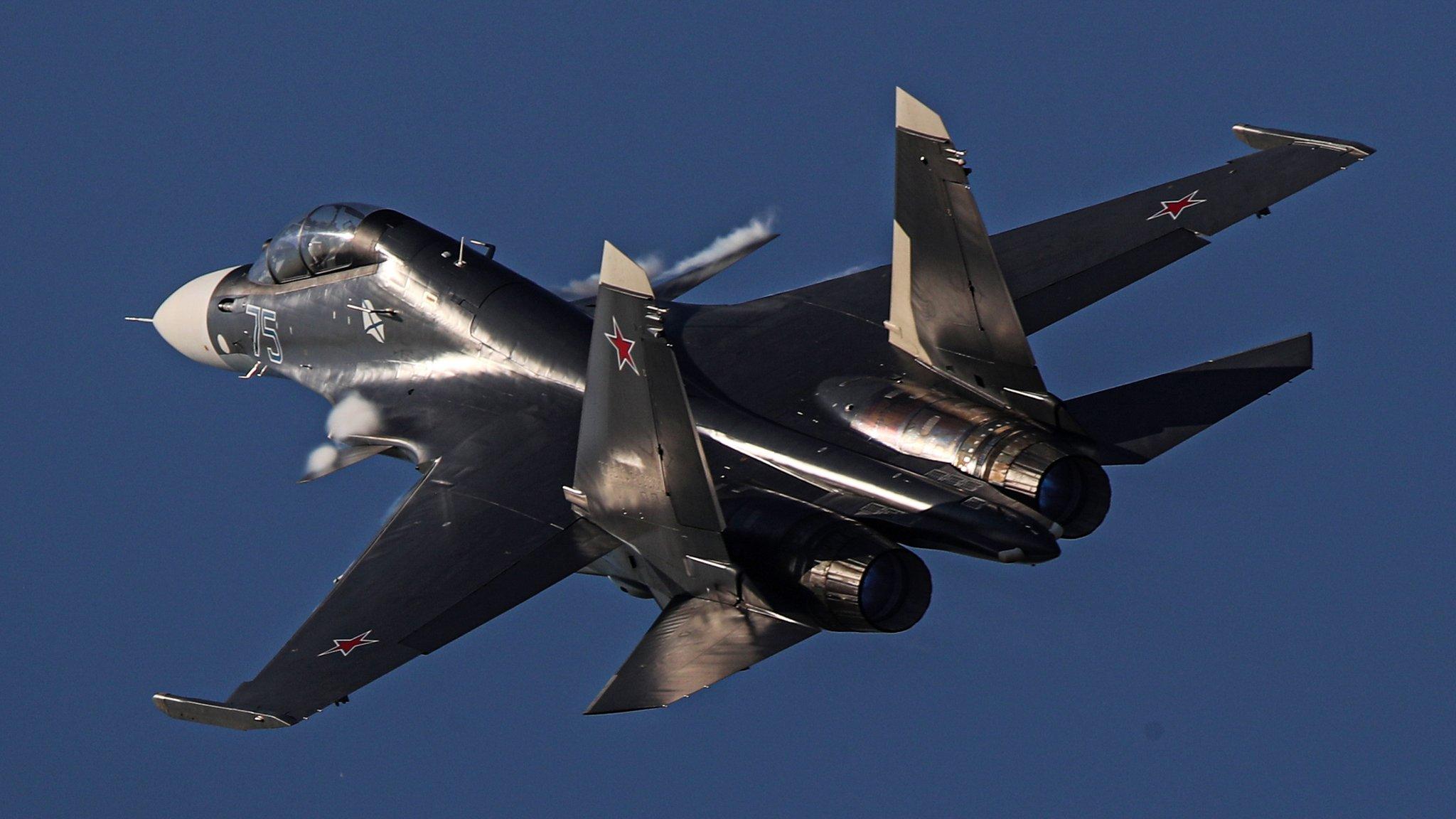 Инцидент с Су-30 на учениях под Тверью: его мог сбить другой истребитель