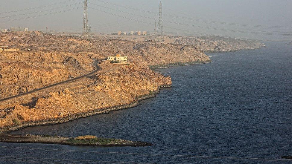 بحيرة ناصر