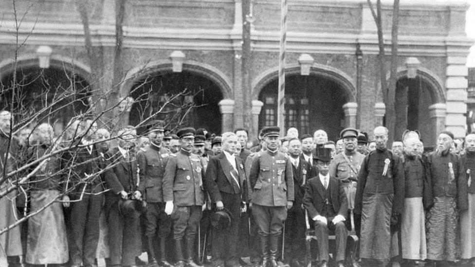 بطور 'مانچو کوؤ کا شہنشاہ' پوئی جاپان کی کٹھ پتلی بن گئے تھے