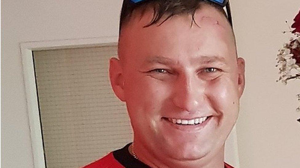'Dumped body' murder: Second man arrested
