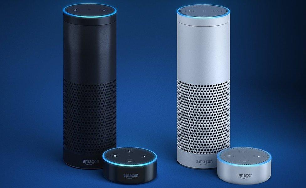 Amazon speakers