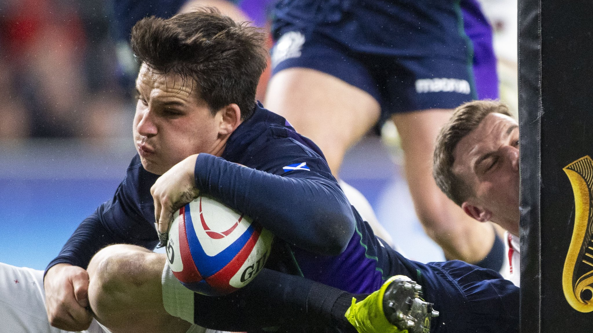 Six Nations 2019: From despair to elation - how Scotland retained the Calcutta Cup