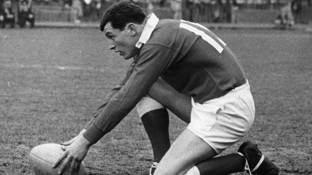 Rewind: Keith Jarrett's astonishing 1967 Wales debut against England