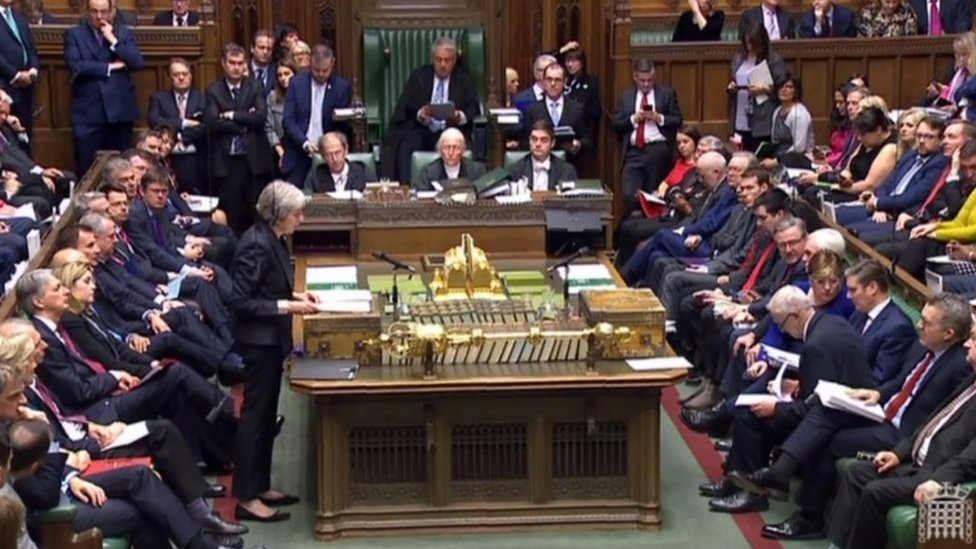 Brexit: Can Theresa May get her deal through the Commons?